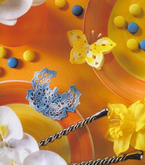 вязаные бабочки крючком схемы, в том числе кольцо сплести из бисера на основе.