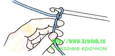 вязание в кольцо продолжение