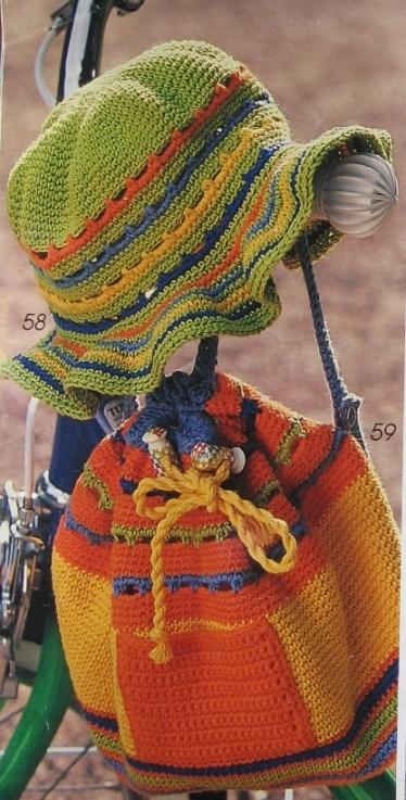11.10.2012. Детские шляпки.  Вязаные вещи для девочек Просмотров: 553 Загрузок: 0 Добавил: Galina_Kashapova Дата.