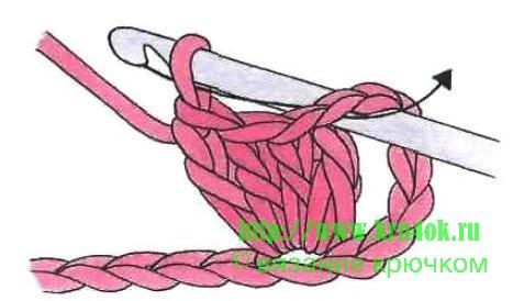 【转载】俄网的棒针基础教程 17:在拧麻花中钩小球球的织法(大师班) - choiyoba的日志 - 网易博客 - 804632173 - 804632173的博客