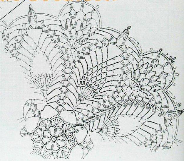 Декоративные вязаные салфетки В ... Модные вязаные гетры; Вязание...