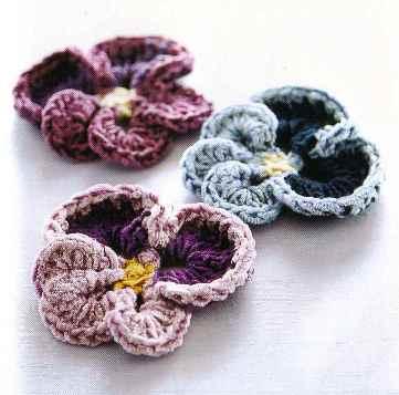 цветов крючком вязание крючком схемы.