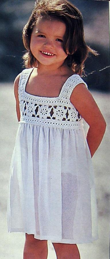 детский сарафан
