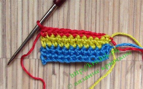 Вязаные браслеты крючком схемы.  Мастер-класс по вязанию.