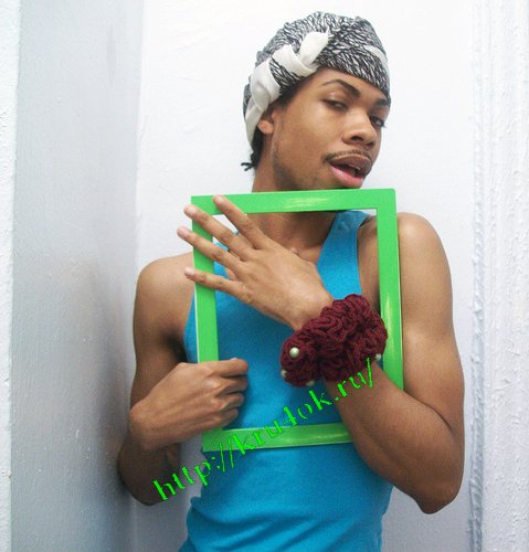 крючком: Вязаный браслет с цветочком. вязаные браслеты крючком.