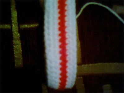 вязаные пинетки крючком