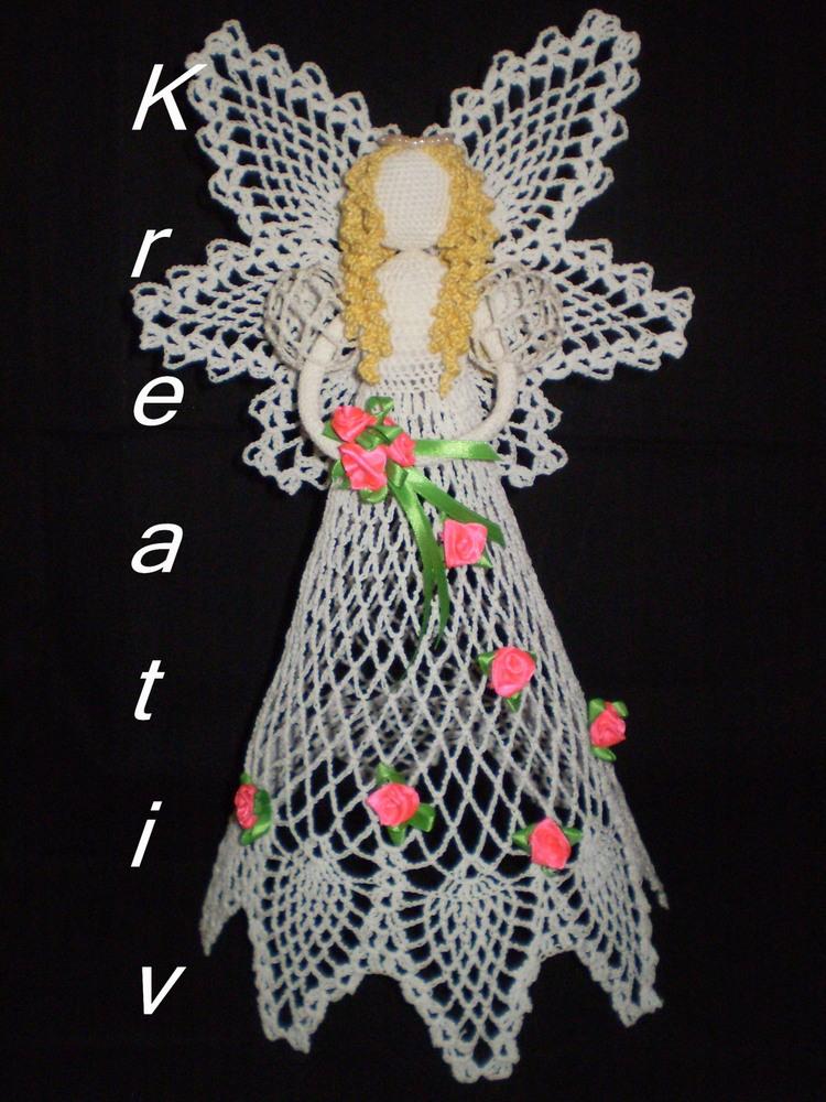 Схема Вязания Ангелов