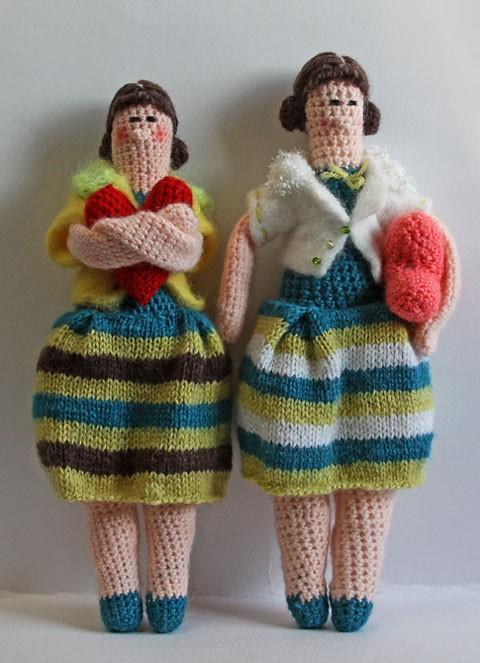 Бесплатное вязание игрушек.