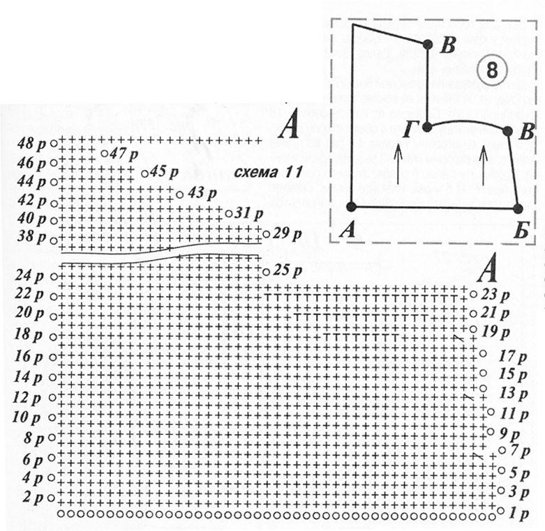 Winknit программа для составления схем к узорам спицами