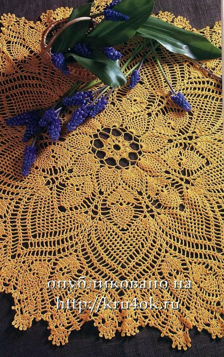 Вязание на спицах пинеток