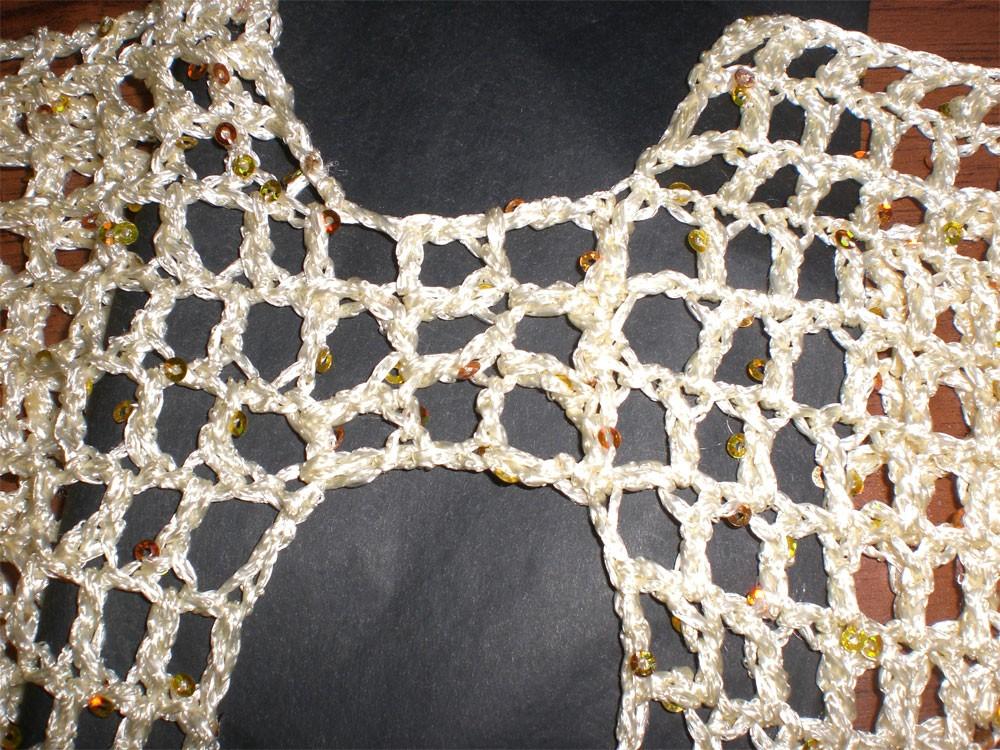 вязание кофта крючком, кофта из фантазийной пряжи