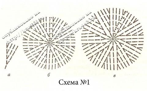 Для начала Вам будет достаточно небольшого клубка пряжи для ручного вязания, крючок 3 и 3,5. Вяжется круг с...