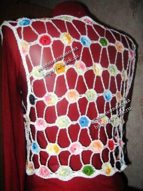 Вязаные прямые юбки спицами со схемами
