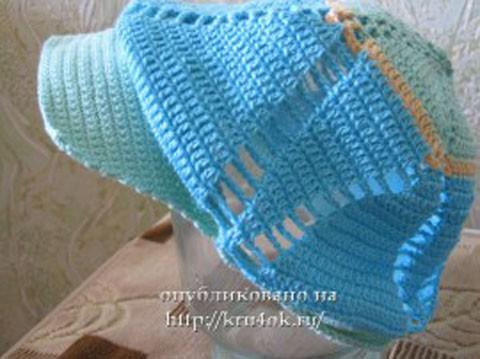 кепка для мальчика, вязаные шапочки