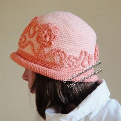 вязаные летние шляпы - Выкройки одежды для детей и взрослых.