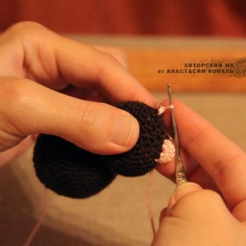 мастер-класс по вязанию игрушек крючком