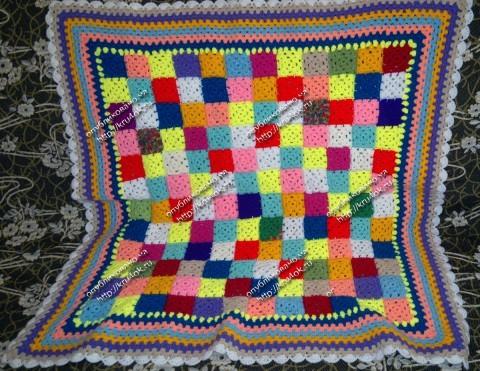 Для примера схемы бабушкиных квадратов.