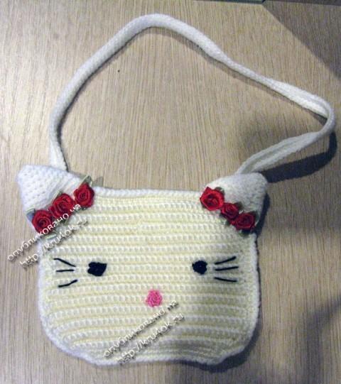 сумочка Китти