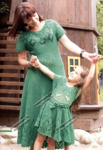 Размер платья: 4-5 лет.