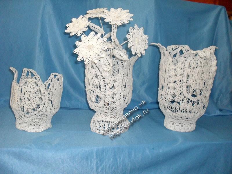 Вязание крючком схемы ваз