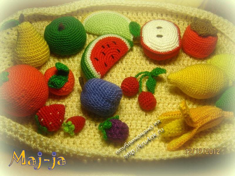 Это-набор фруктов и ягод «