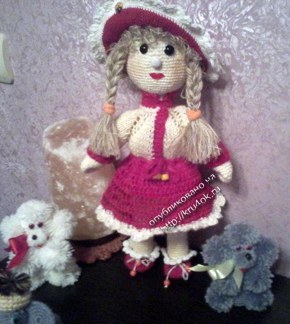 Большая кукла своими руками выкройки