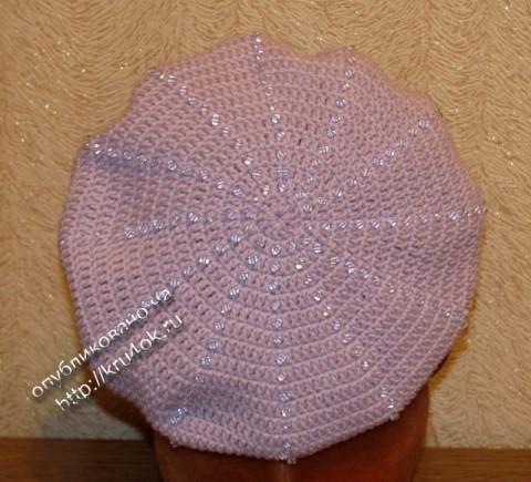 фото вязаных крючком шапочек