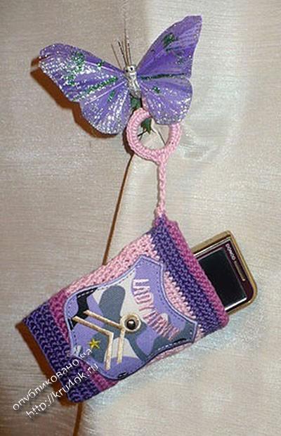 фото сумочки для телефона