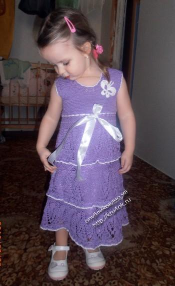 фото детского сарафана