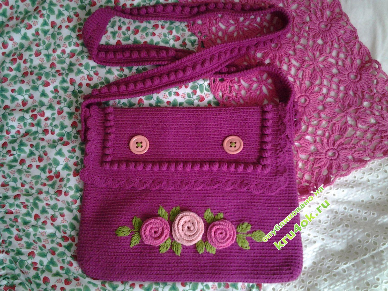 выкройки маленьких женских сумок
