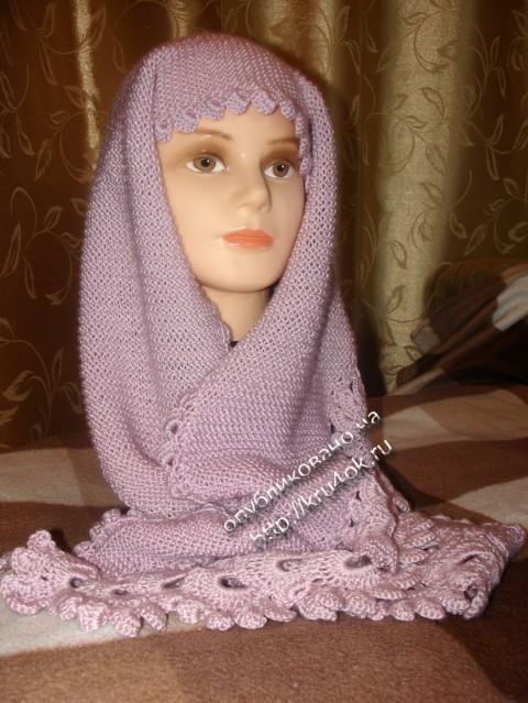 фото вязаного крючком бактуса