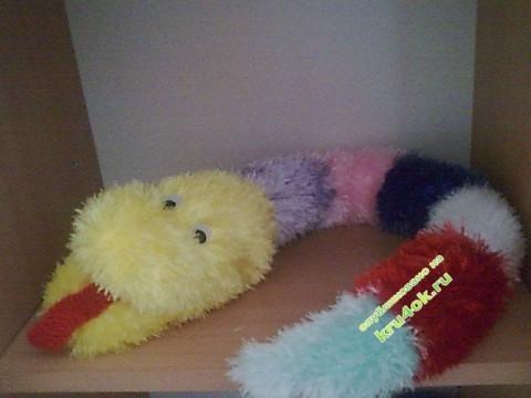 фото вязаной крючком игрушки