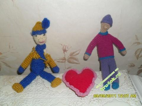 работы Риты вязание крючком