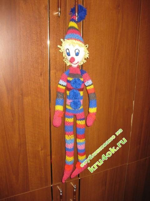 Вязаные крючком игрушки фото