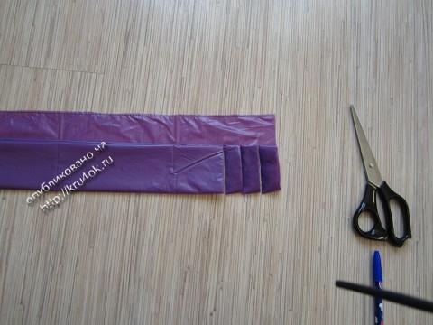 как сделать пряжу из пакетов и футболок