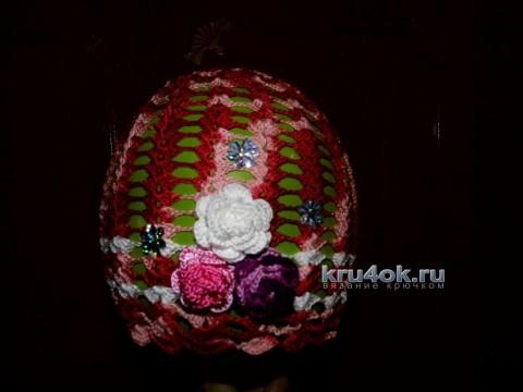 Детская шапочка - работа Копель Жанны