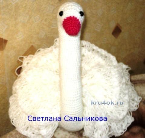 Вязаные игрушки - работы Светланы Сальниковой
