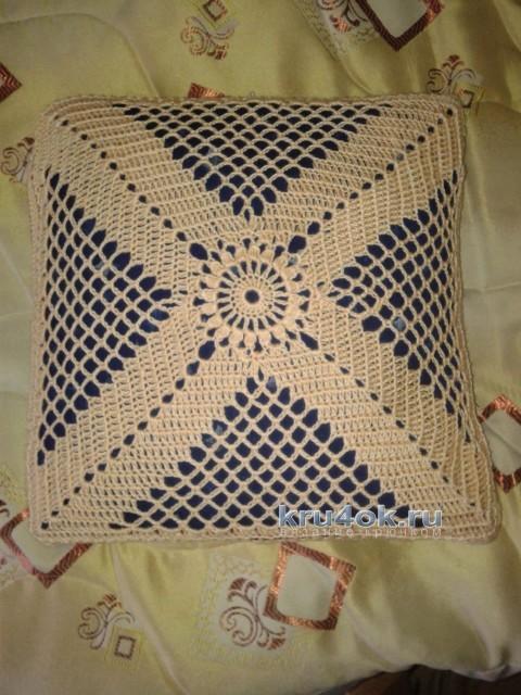 Чехлы для подушек - работы Галины Коржуновой