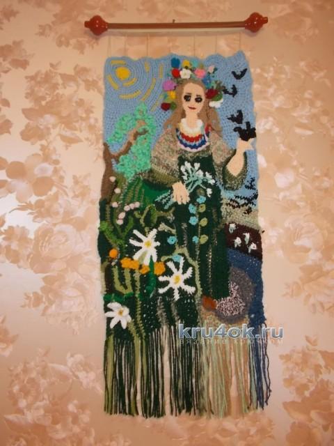 Вязаные игрушки - работы Людмилы Алексеевой