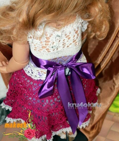 Платье Дуплет - работа Ирины