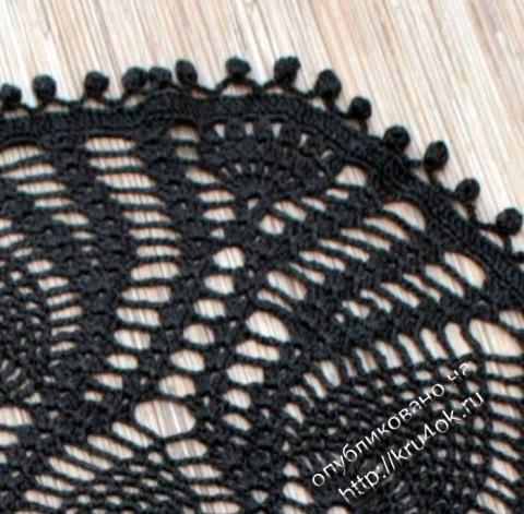 схема вязания жилета для девочки