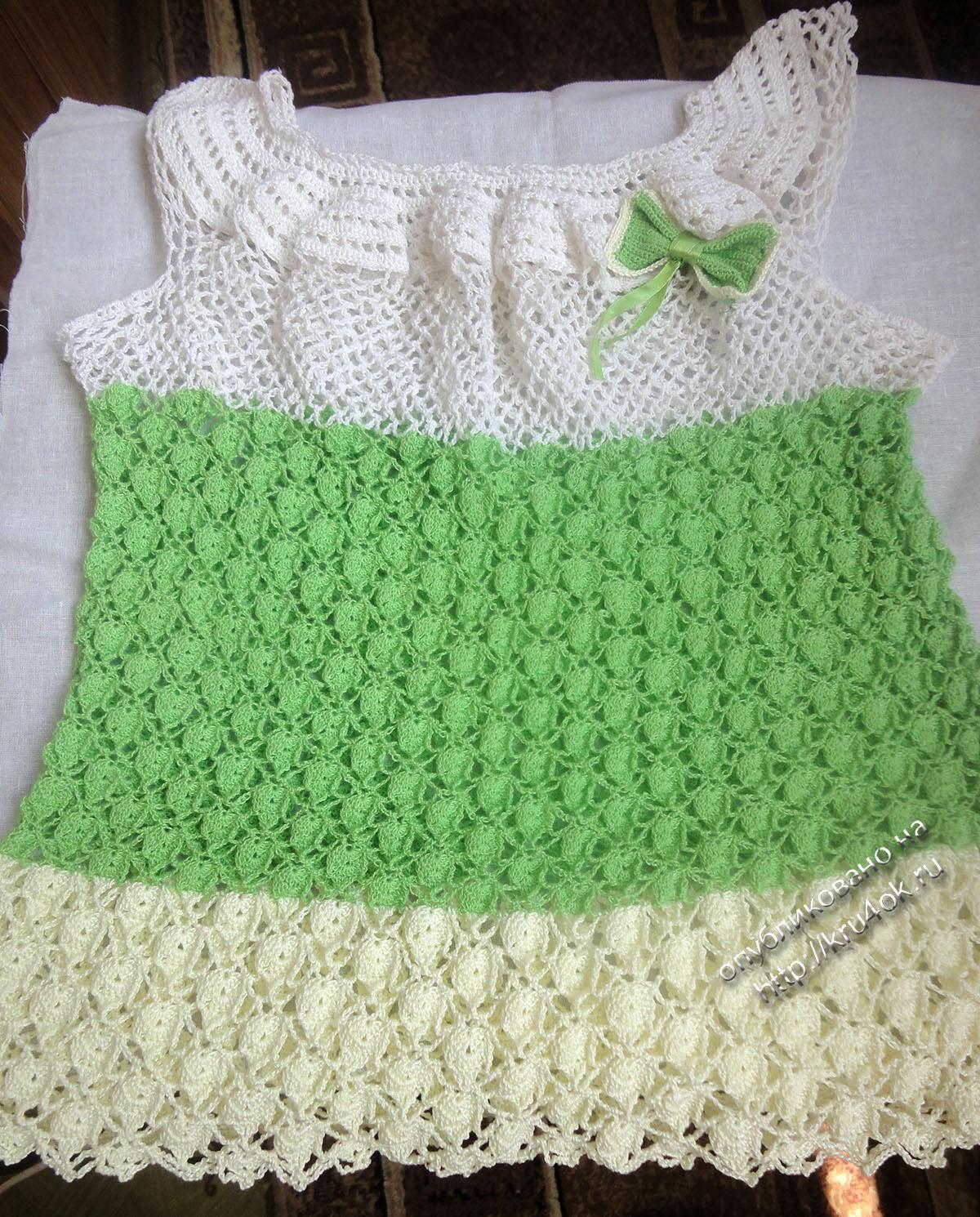 Вязание для девочек - Страна Мам 55