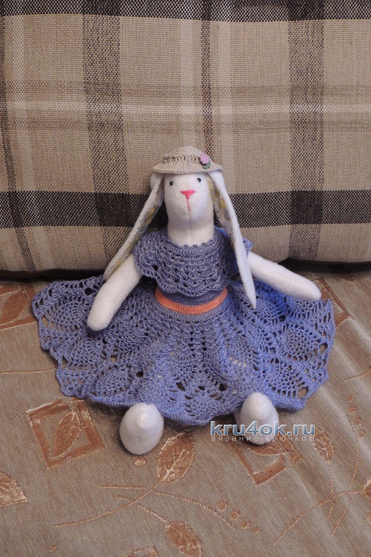Платье для тильды сшить