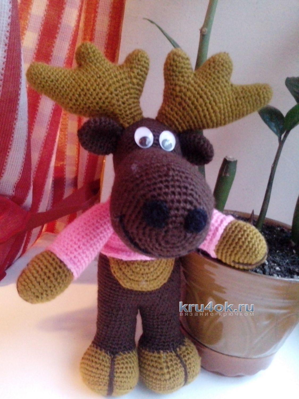 kru4ok ru вязание игрушек