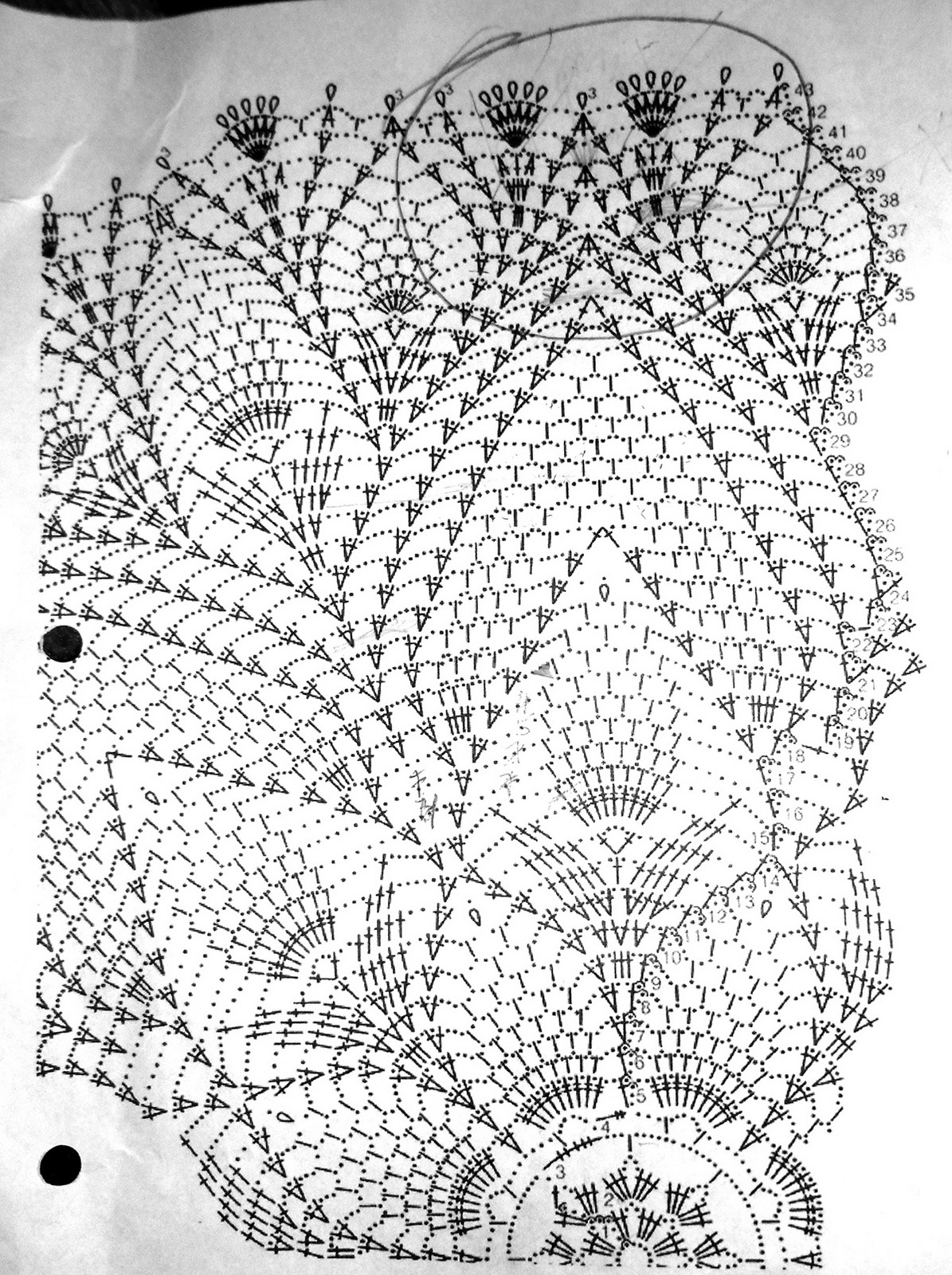 схемы для вязания спицами шарфа с именем артур
