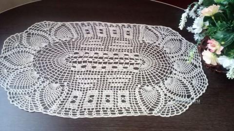 Вязаные крючком салфетки - работы Светланы