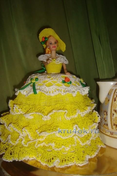 Куклы грелки на чайник - работы Светланы