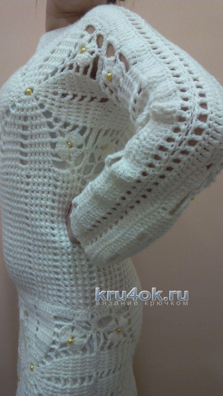 Вязание кофточек крючком от лилии улановой
