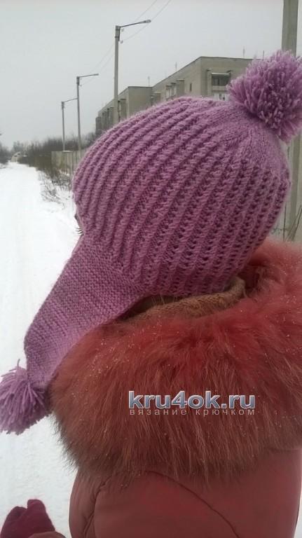 Работы Анжелика Романюк вязание и схемы вязания