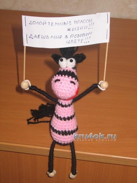 Вязаные крючком игрушки - работы Маргариты вязание и схемы вязания
